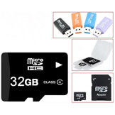 Memory Card Micro SD Card 32GB Class 10 Memory Cards 64GB 16GB 8GB 4GB Microsd TF Card Pen Drive Flash Adapter Reader