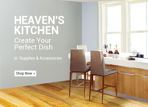 Heaven's Kitchen: Create Your Perfect Dish
