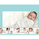 Multifunctional Original Aden Anais Muslin Cotton Newborn Baby Bath Towel Swaddle Blanket 120x120cm 140G w/ Label