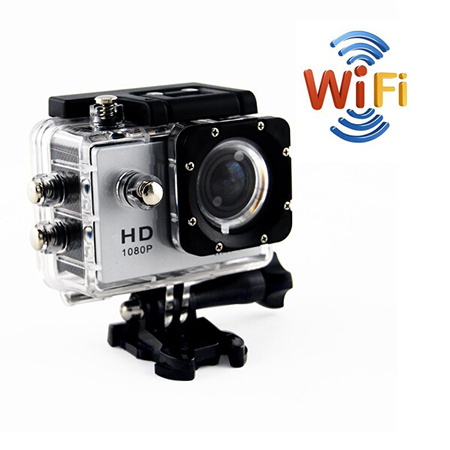 Hot sj4000 Wifi Sport Camera/Waterproof HD 1080p Camera