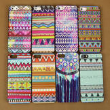 Printed Hard Back Cover Case for iPhone 5/5S