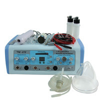 7 In 1 Multifunction High Frequency Ultrasonic Galvanic Facial Machine