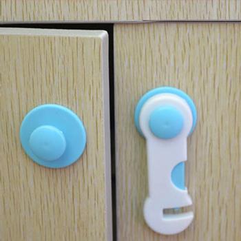 Porta do armário gavetas frigorífico wc segurança plástico de bloqueio para segurança do bebê Kid criança melhor negócio 1 pçs/lote aqs03
